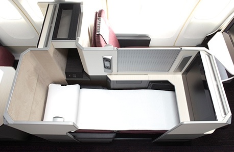 Japan Airlines Business Class Dreamliner 787
