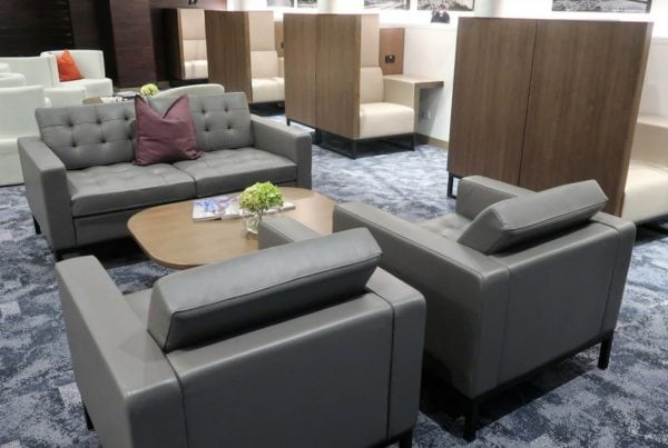 American Express Lounge Melbourne Airport