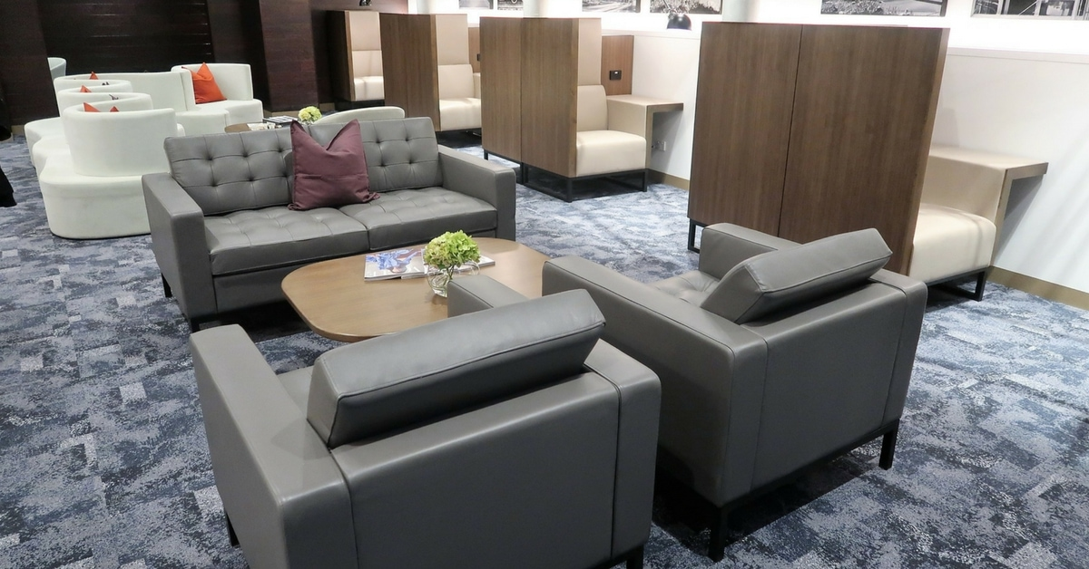 American Express Lounge Melbourne Airport: Open for business