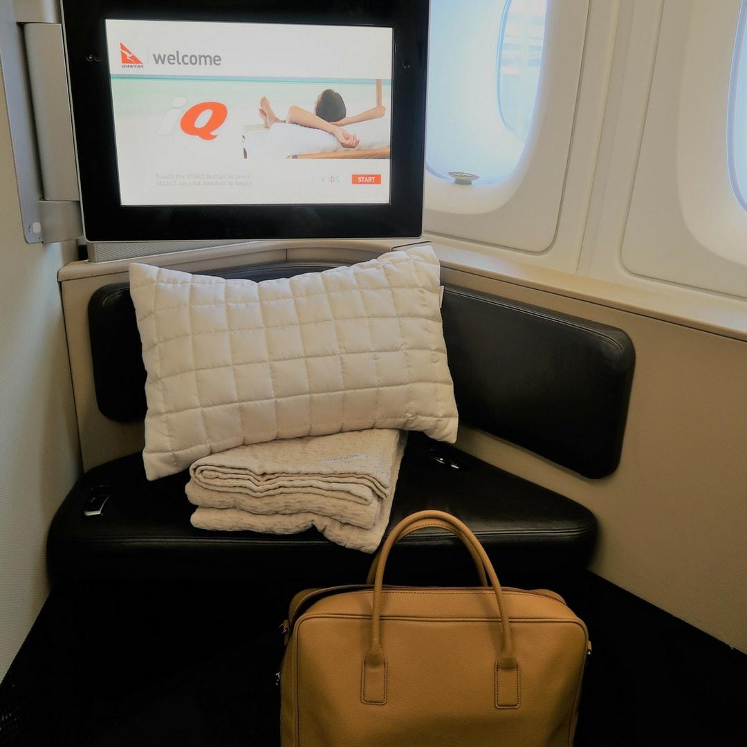 Qantas A380 First Class Review: Sydney to Singapore